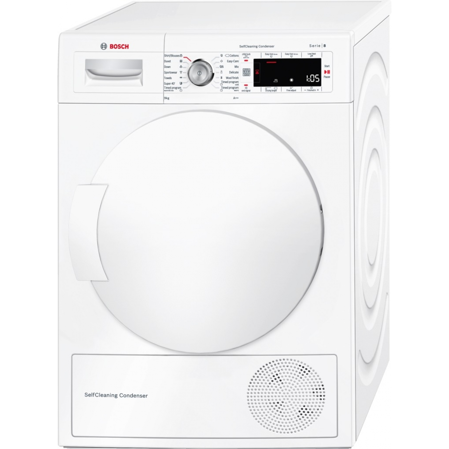 BOSCH WTW83560BY
